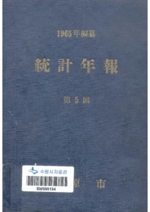 통계연보(1965)
