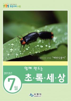 초록세상 [2013.7월호]