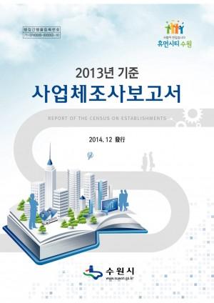 2013년 기준 사업체조사보고서